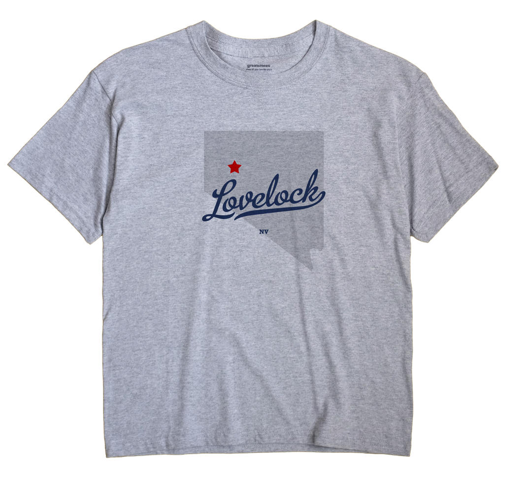 Lovelock, Nevada NV Souvenir Shirt