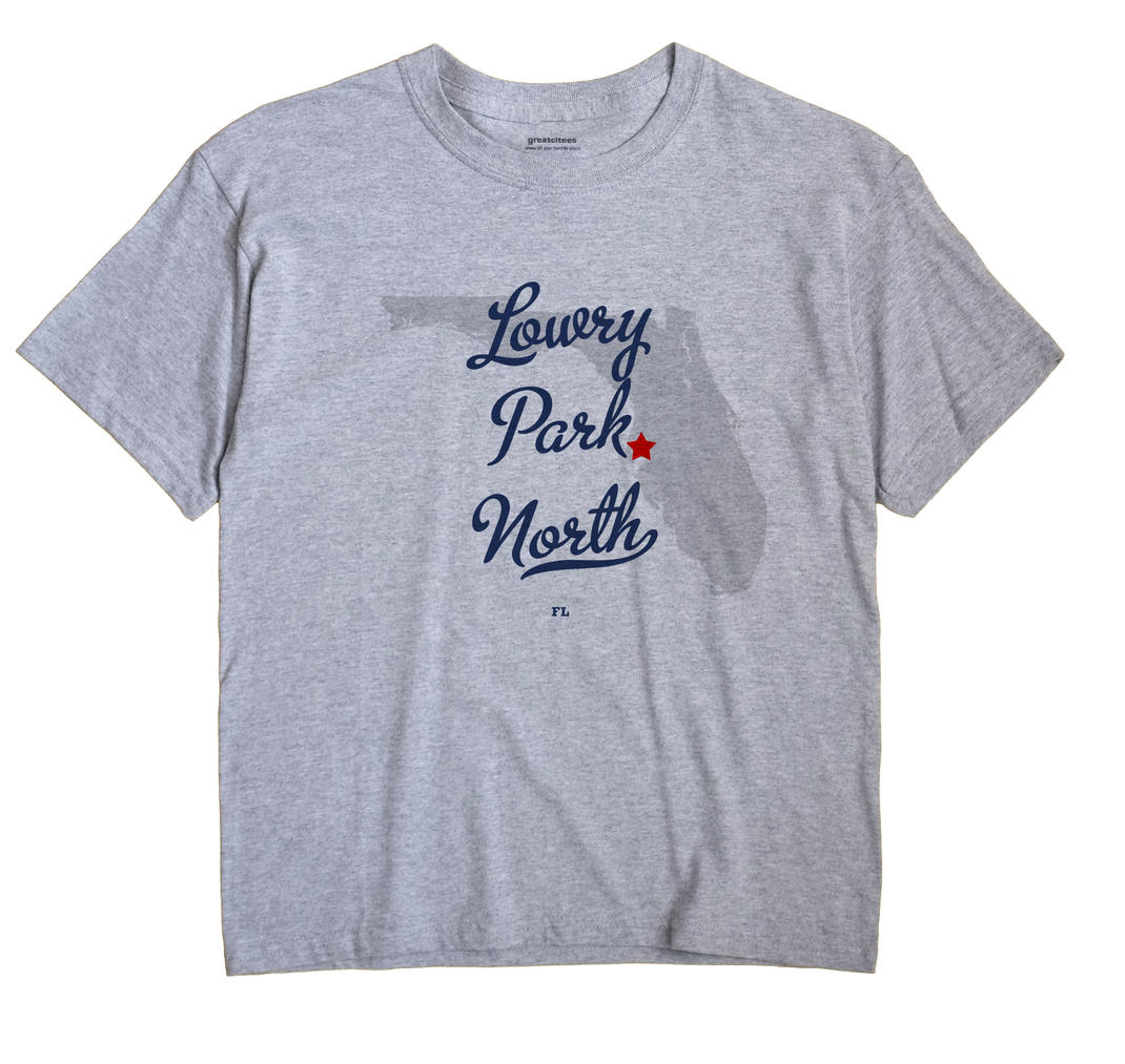 Lowry Park North, Florida FL Souvenir Shirt