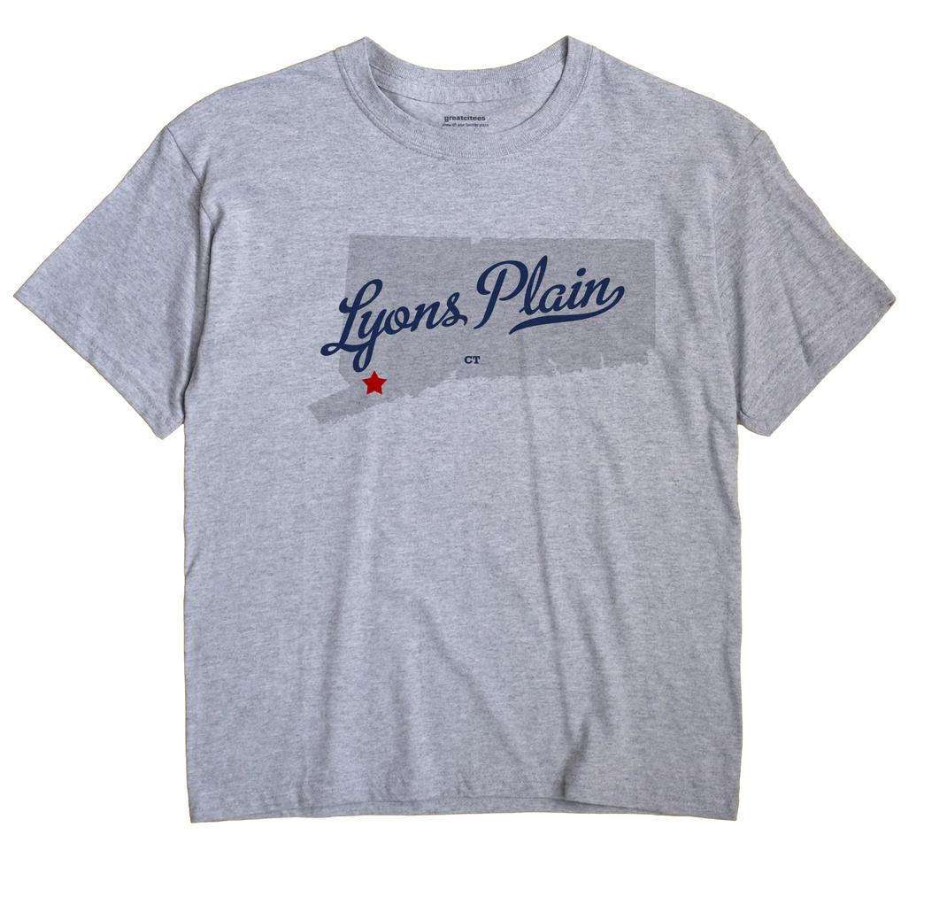Lyons Plain, Connecticut CT Souvenir Shirt