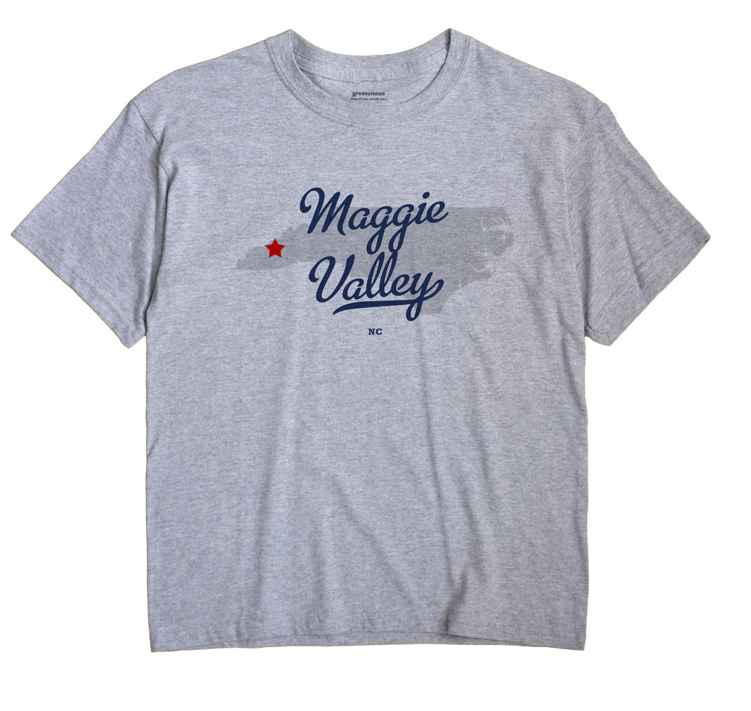 Maggie Valley, North Carolina NC Souvenir Shirt