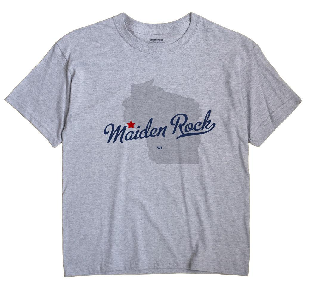 Maiden Rock, Wisconsin WI Souvenir Shirt