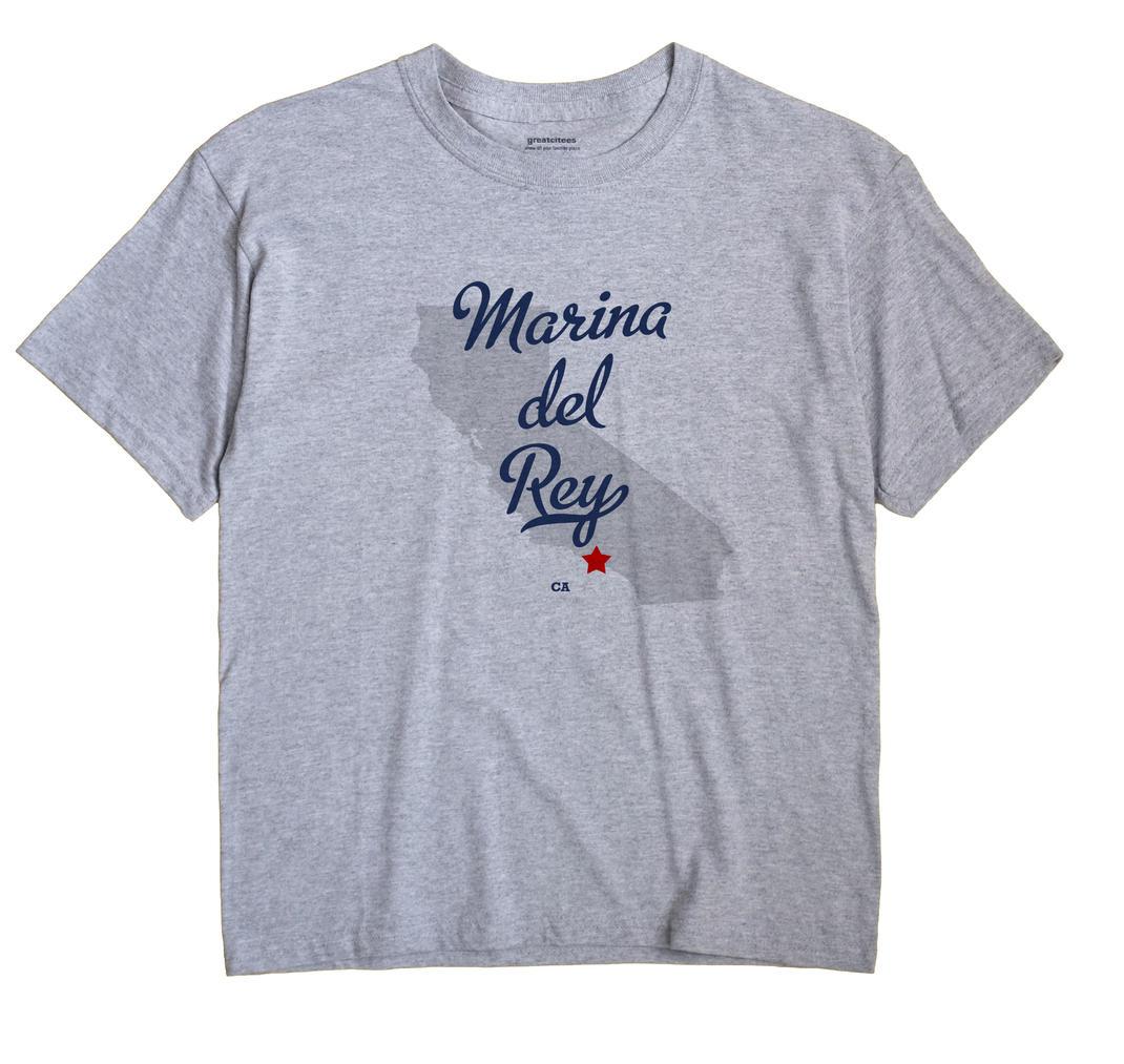 Marina del Rey, California CA Souvenir Shirt