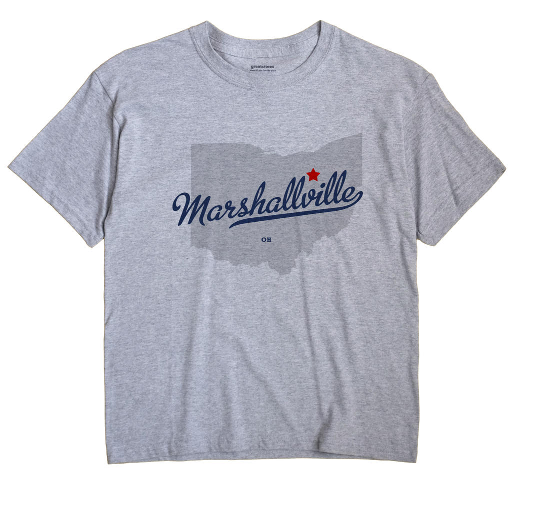 Marshallville, Ohio OH Souvenir Shirt