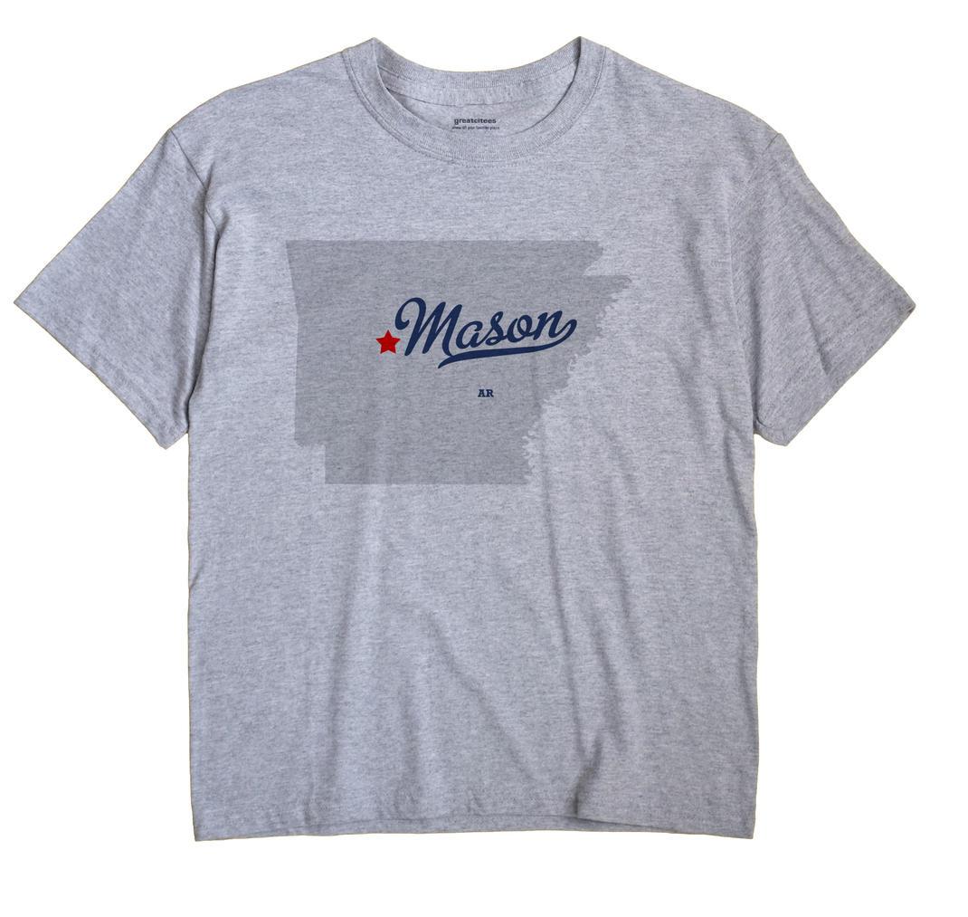 Mason, Arkansas AR Souvenir Shirt