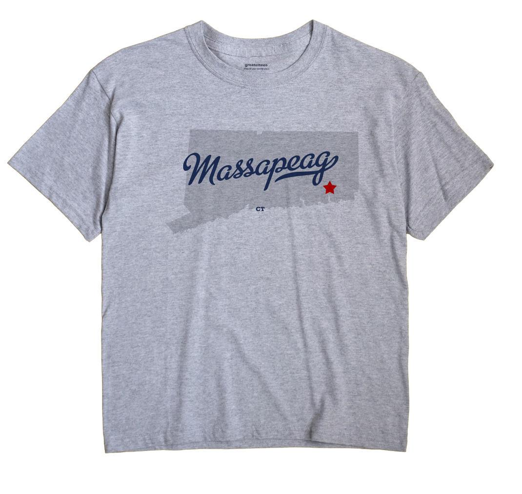 Massapeag, Connecticut CT Souvenir Shirt