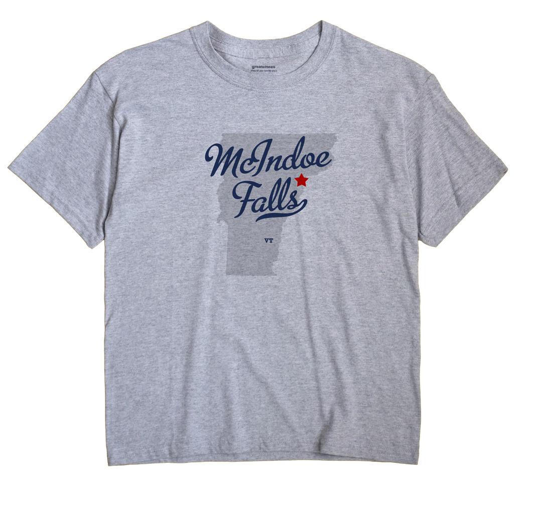 McIndoe Falls, Vermont VT Souvenir Shirt