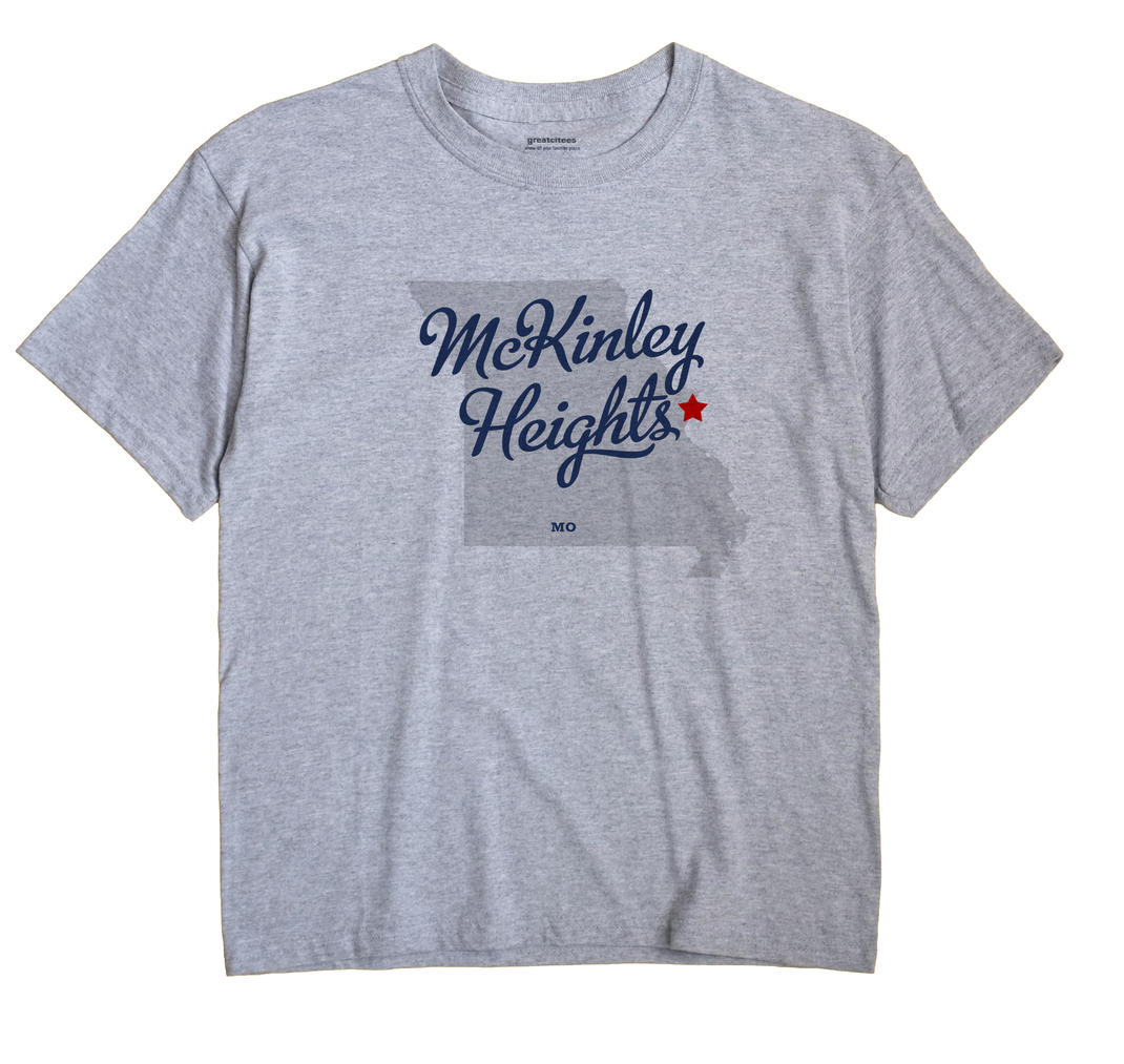 McKinley Heights, Missouri MO Souvenir Shirt