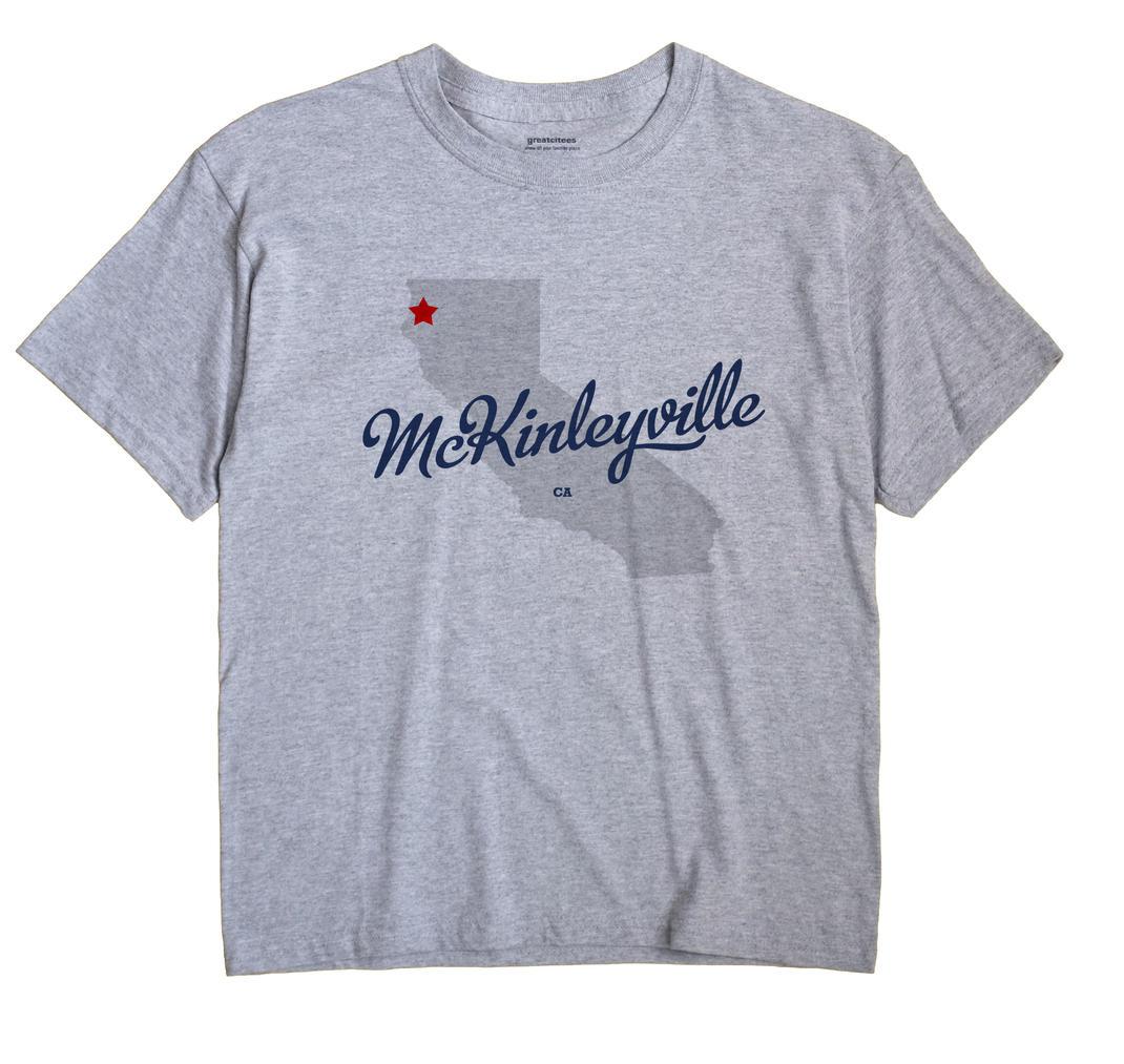 McKinleyville, California CA Souvenir Shirt