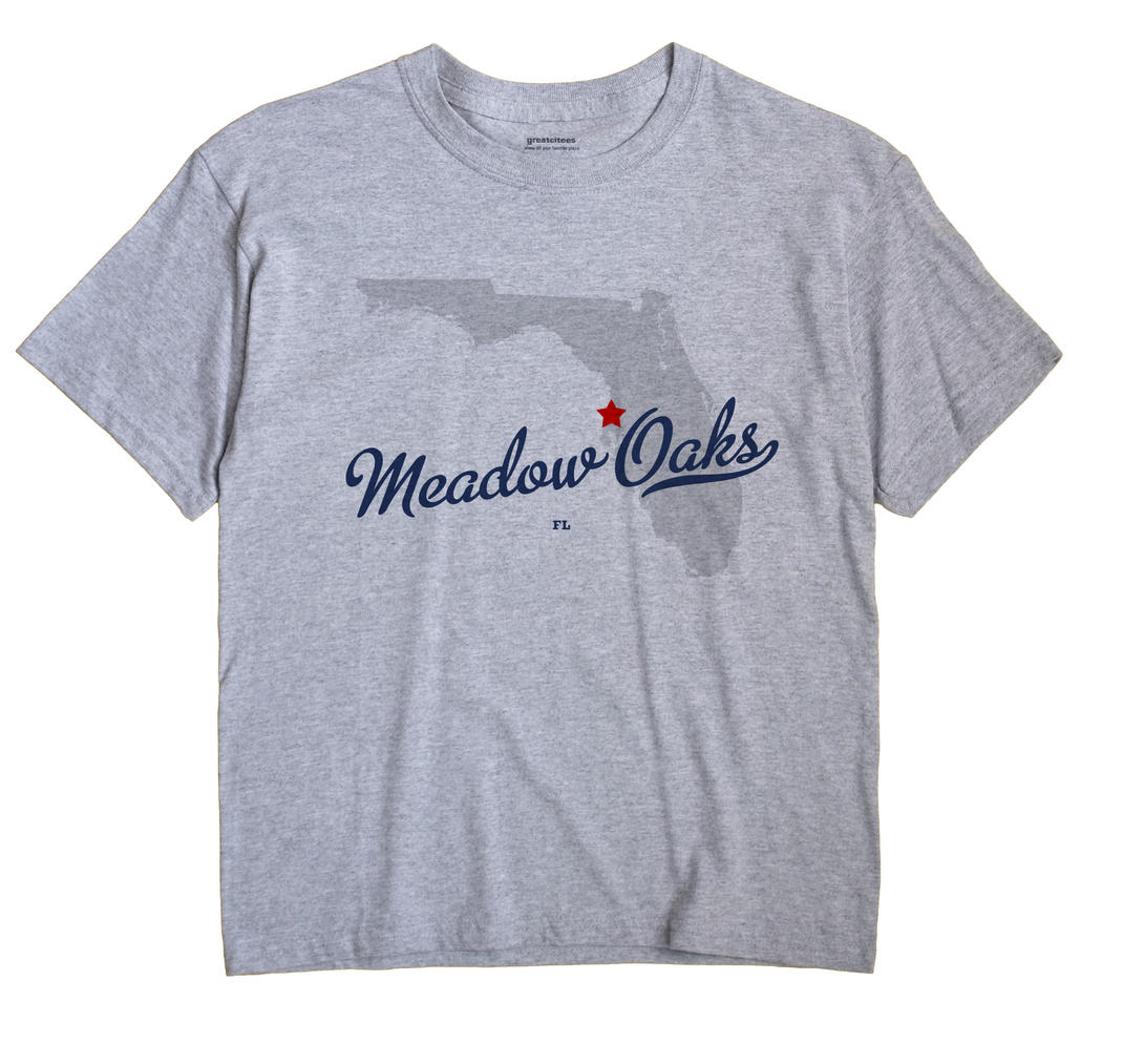 Meadow Oaks, Florida FL Souvenir Shirt