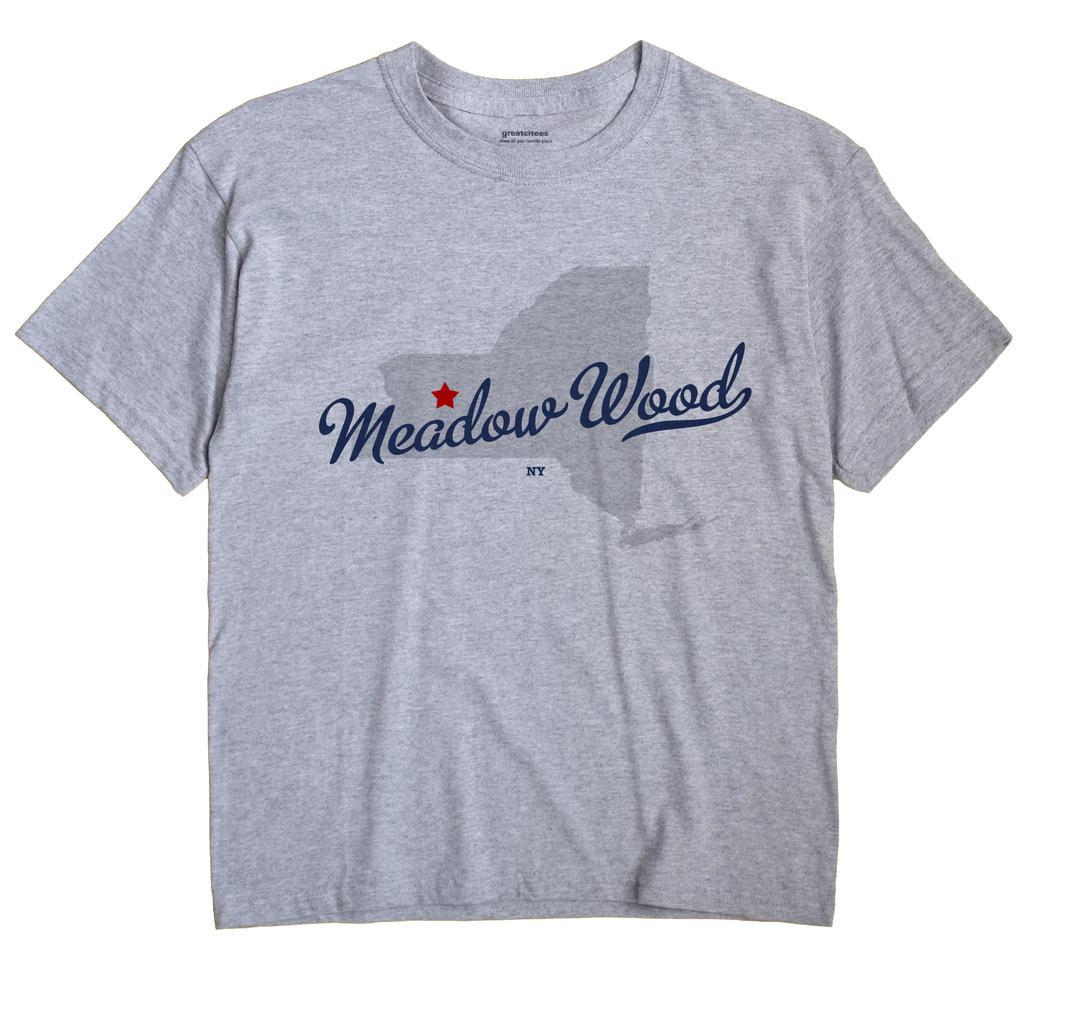 Meadow Wood, New York NY Souvenir Shirt