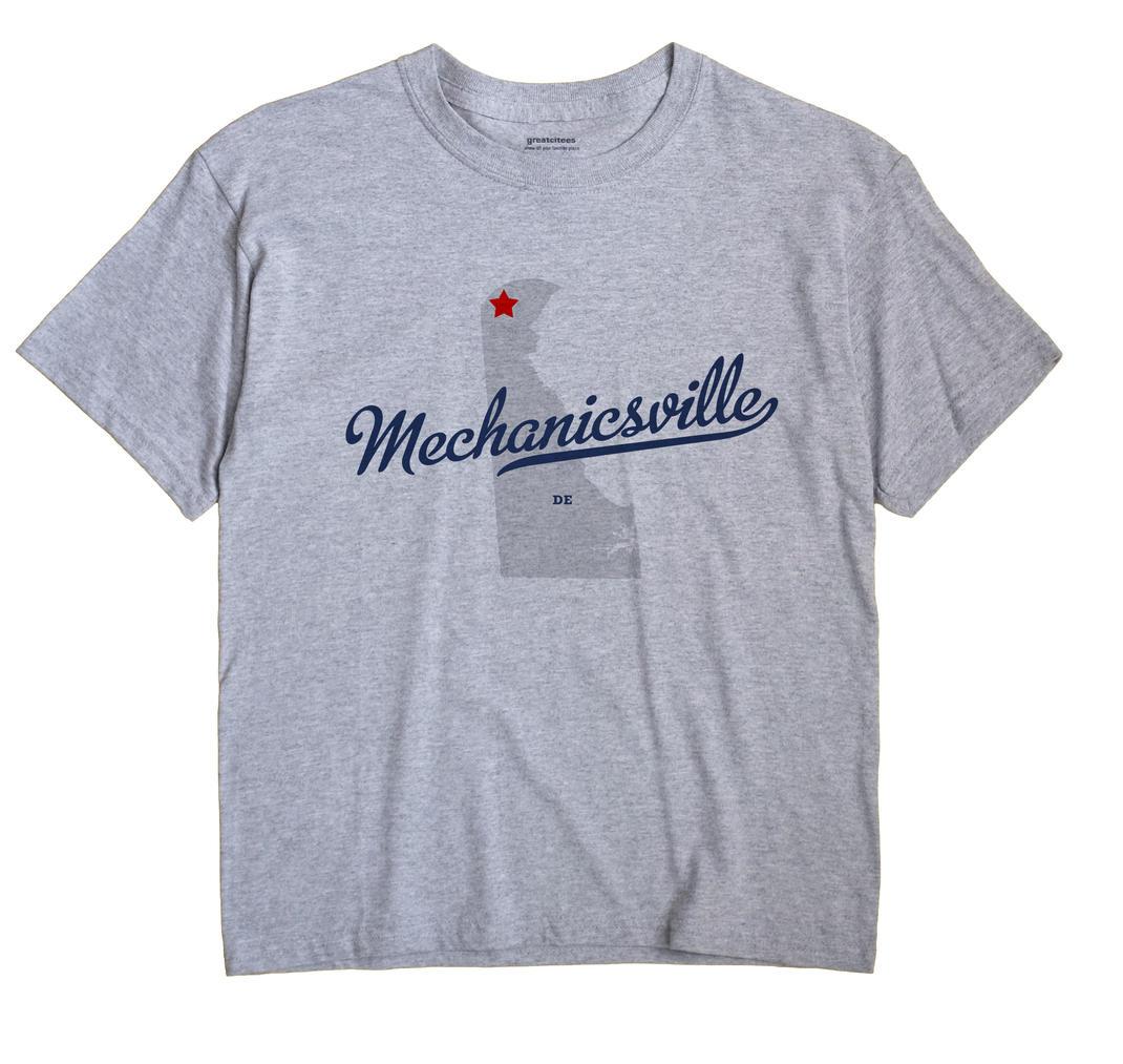Mechanicsville, Delaware DE Souvenir Shirt