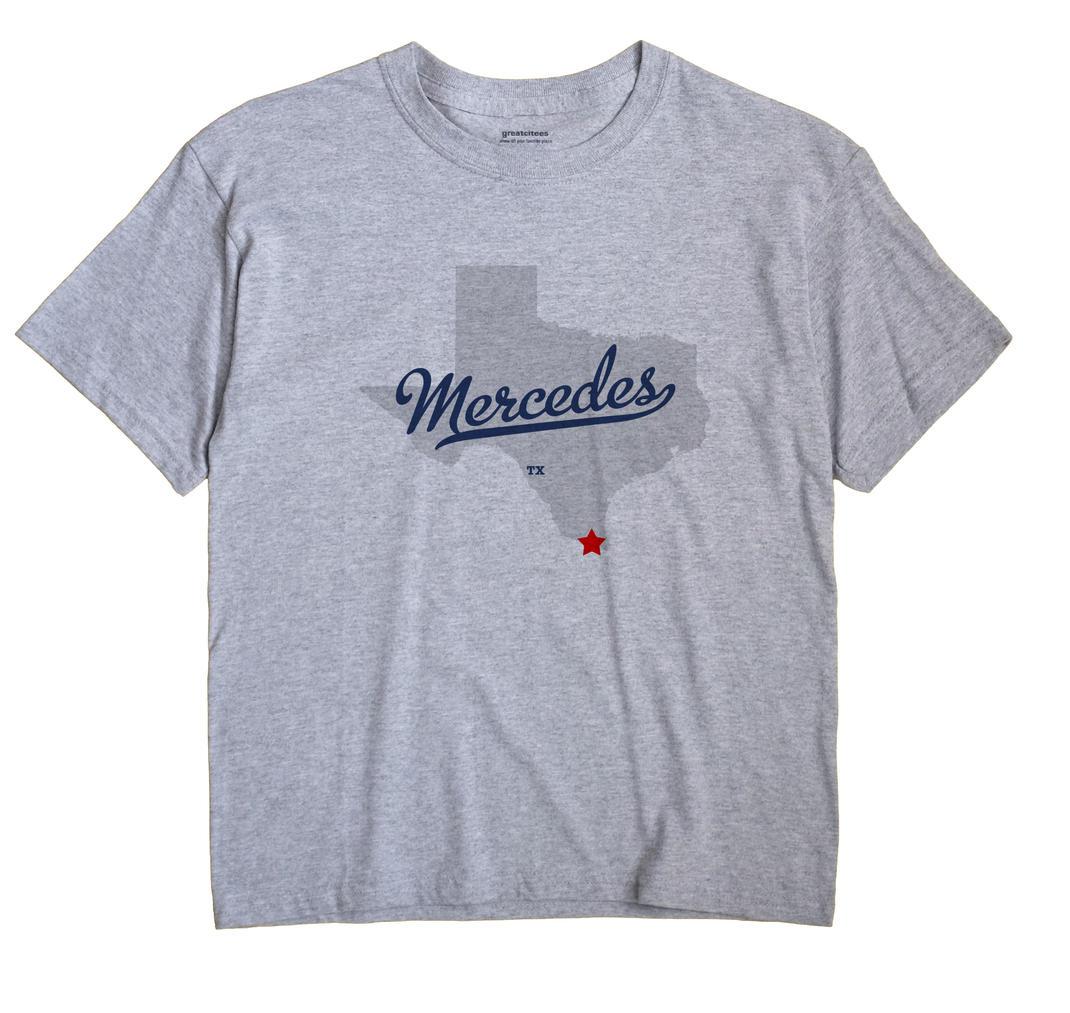 Mercedes, Texas TX Souvenir Shirt