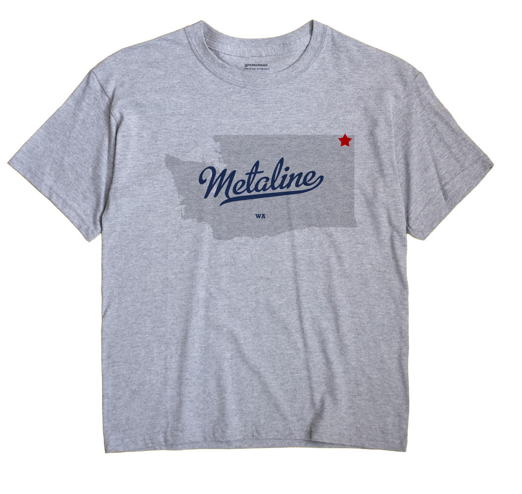 Metaline, Washington WA Souvenir Shirt
