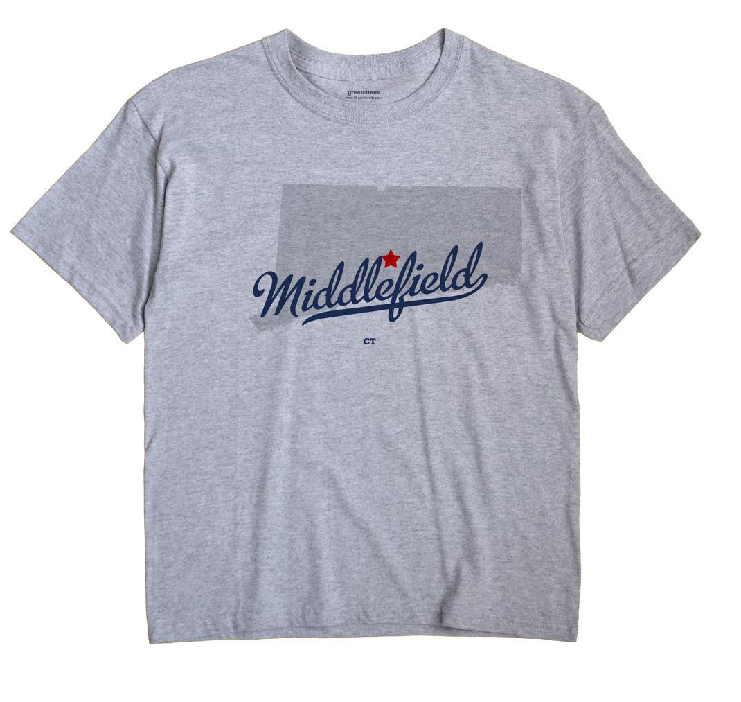 Middlefield, Connecticut CT Souvenir Shirt