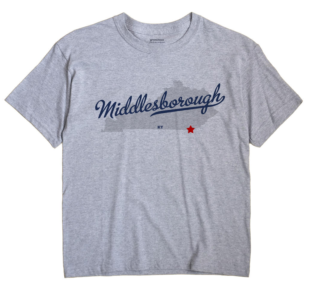 Middlesborough, Kentucky KY Souvenir Shirt