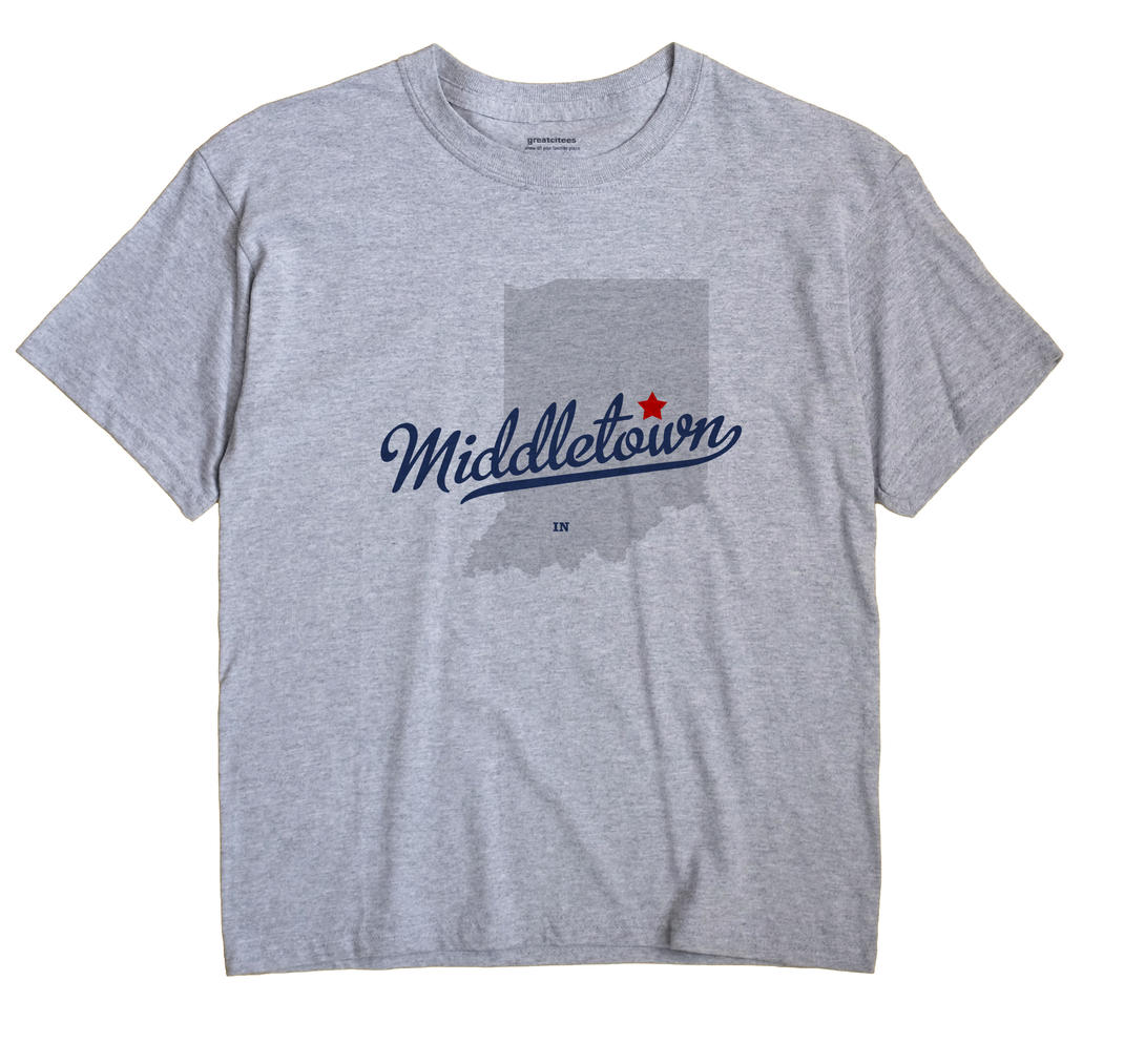 Middletown, Indiana IN Souvenir Shirt