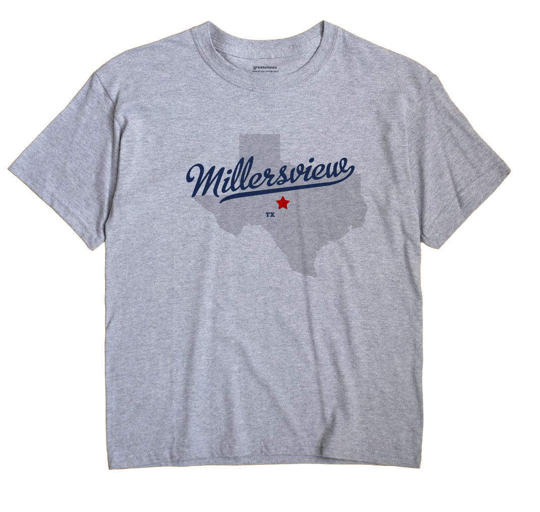 Millersview, Texas TX Souvenir Shirt