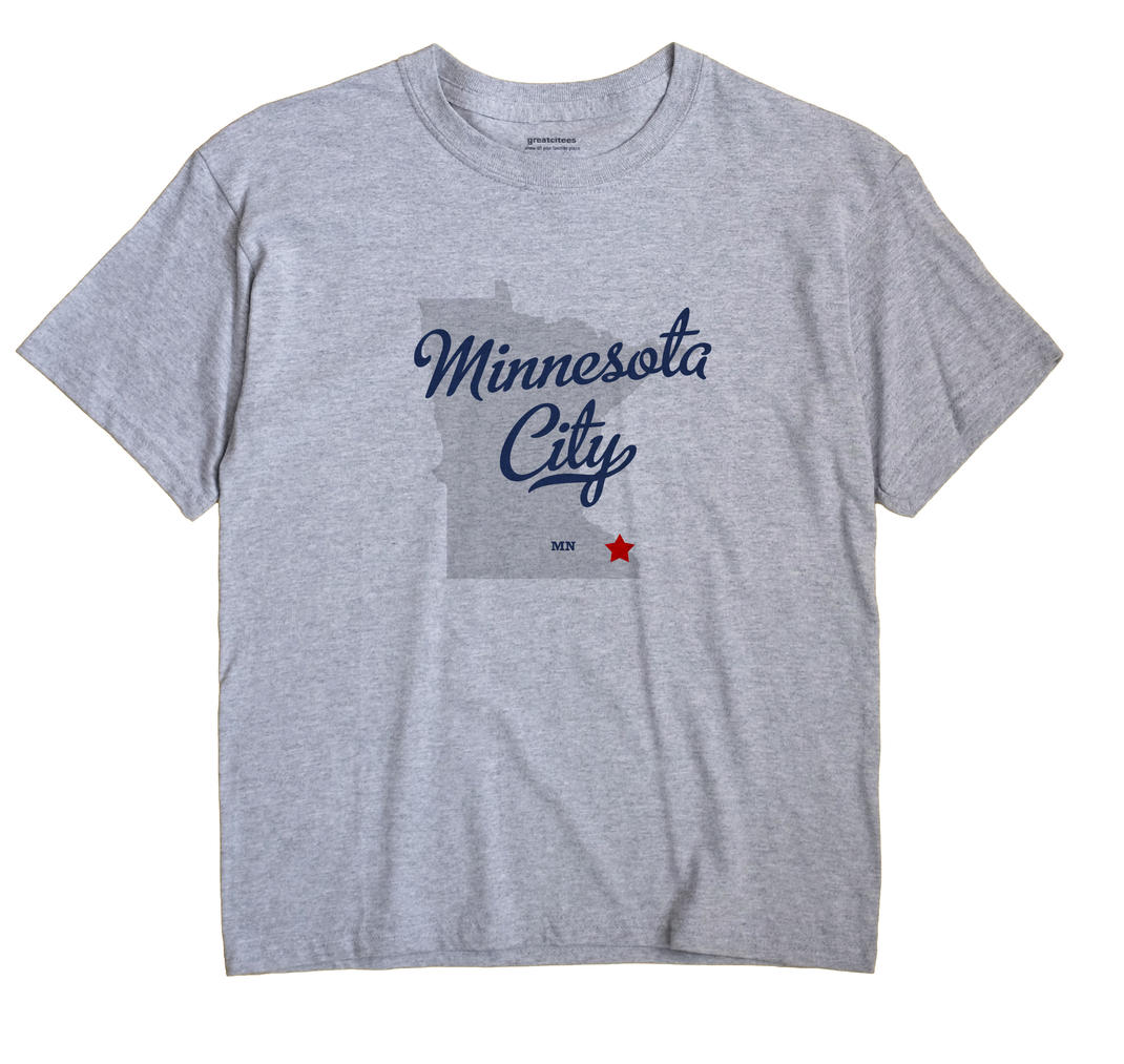 Minnesota City, Minnesota MN Souvenir Shirt