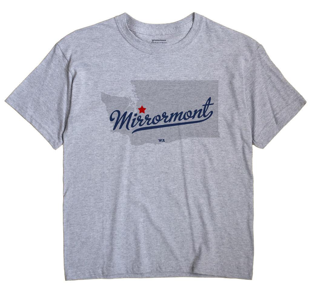 Mirrormont, Washington WA Souvenir Shirt