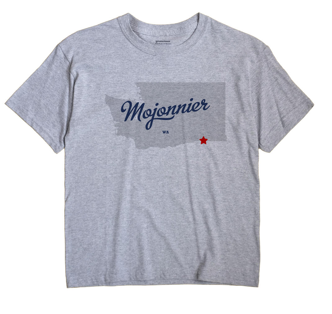 Mojonnier, Washington WA Souvenir Shirt