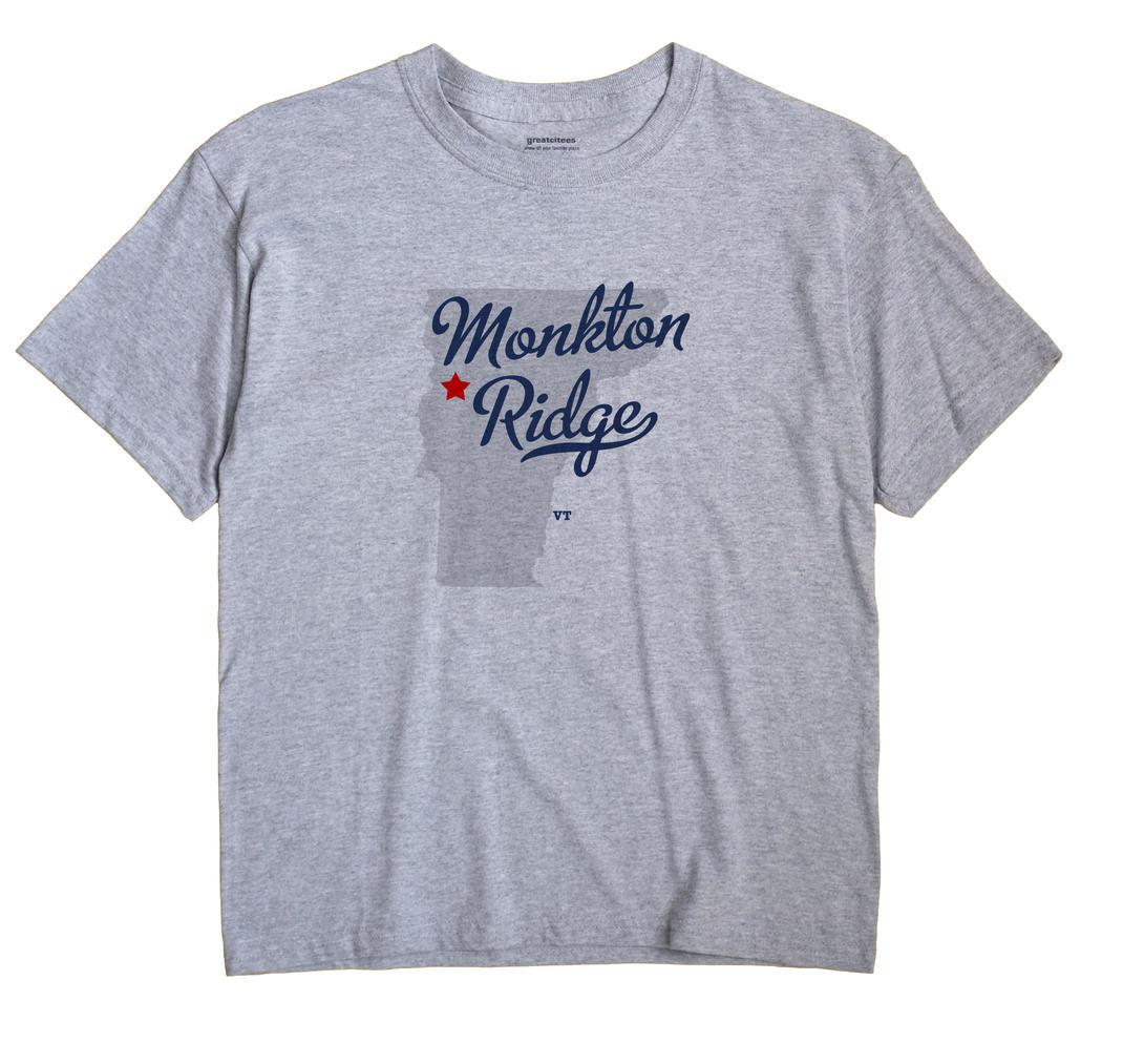 Monkton Ridge, Vermont VT Souvenir Shirt
