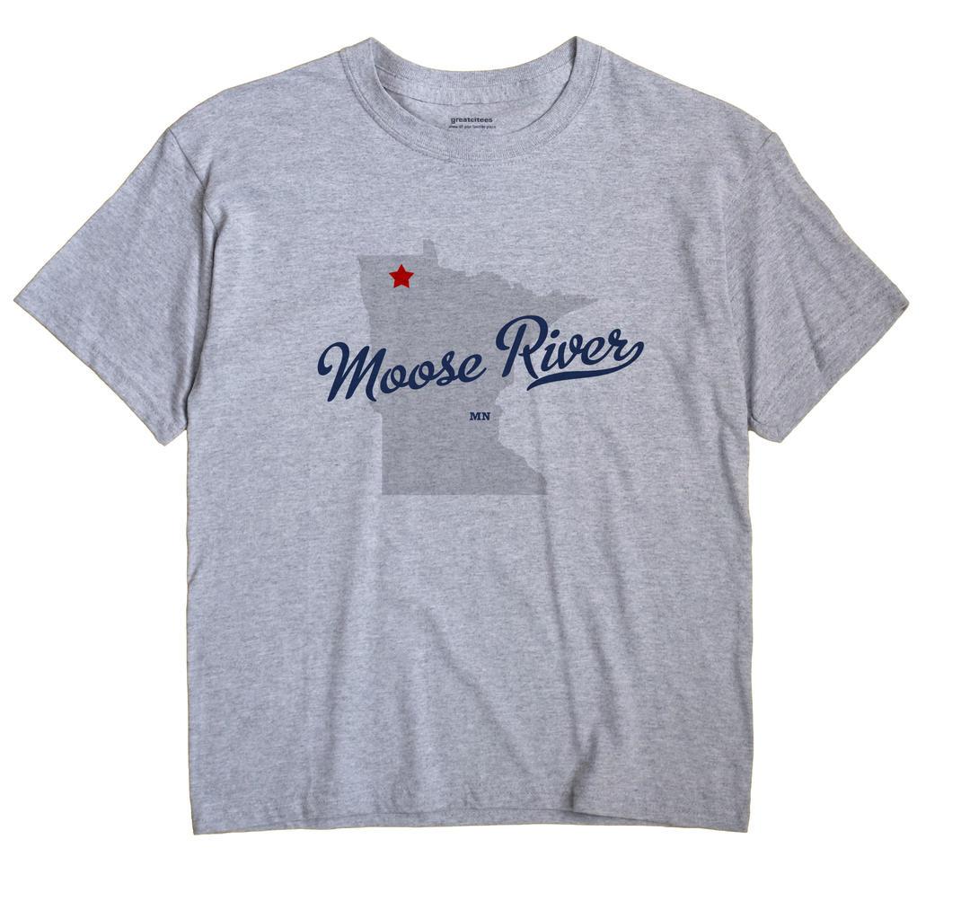 Moose River, Minnesota MN Souvenir Shirt