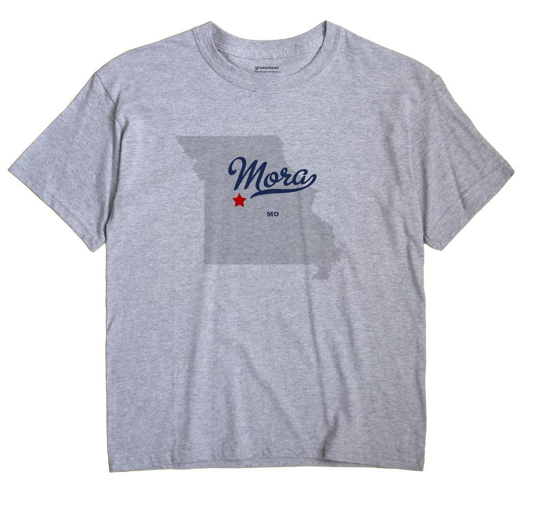 Mora, Missouri MO Souvenir Shirt