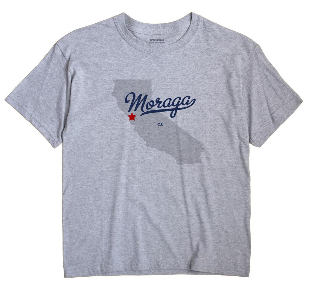 Moraga, California CA Souvenir Shirt