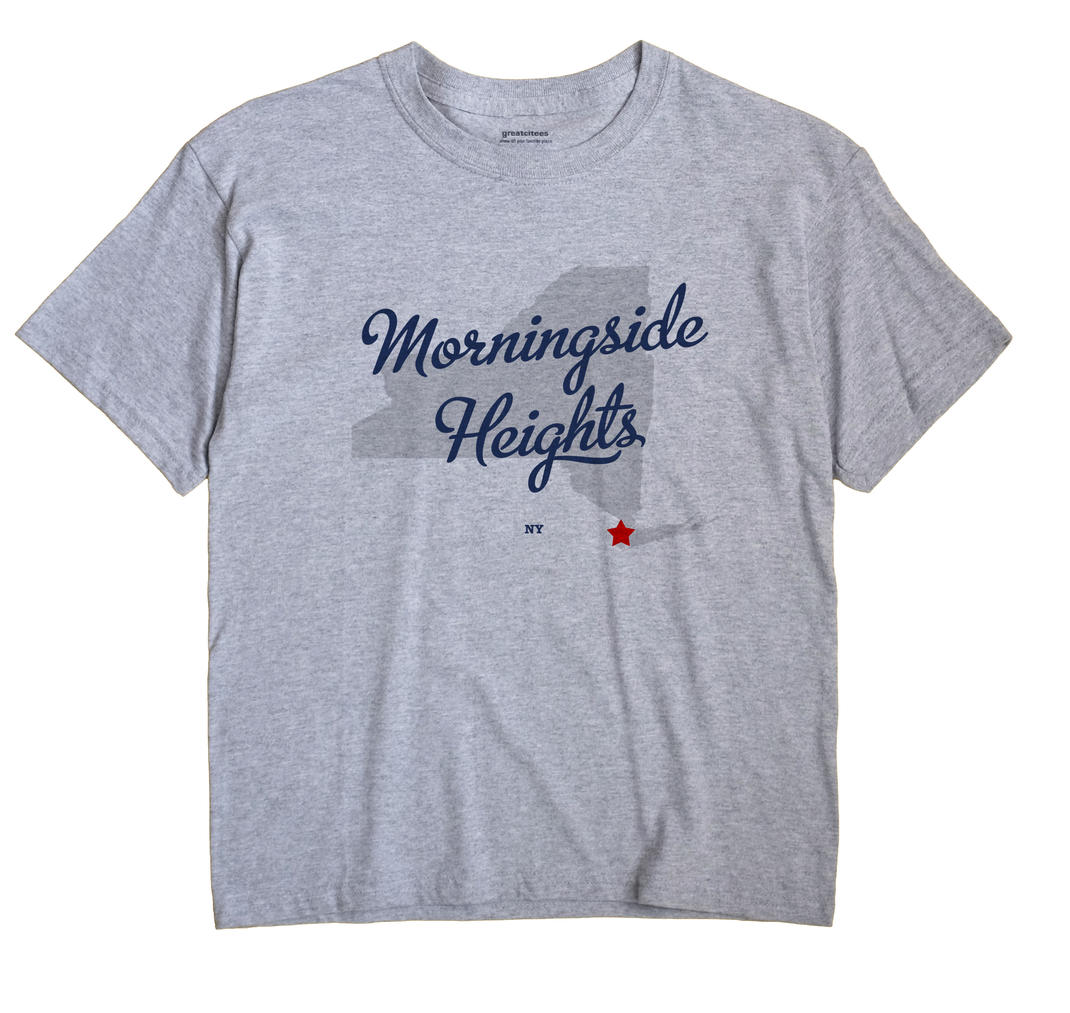 Morningside Heights, New York NY Souvenir Shirt
