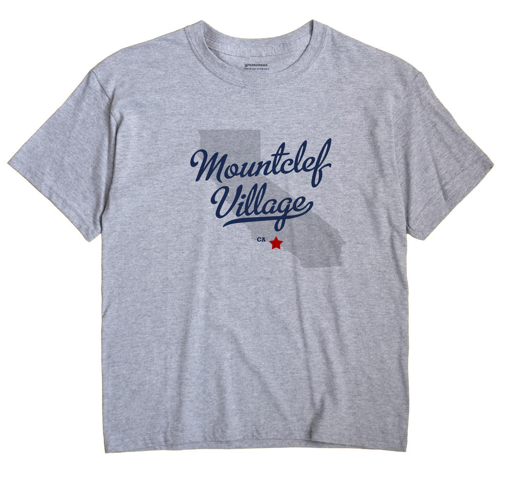 Mountclef Village, California CA Souvenir Shirt