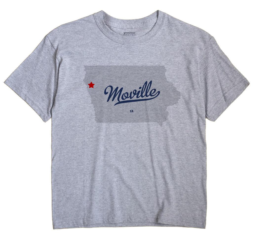 Moville, Iowa IA Souvenir Shirt