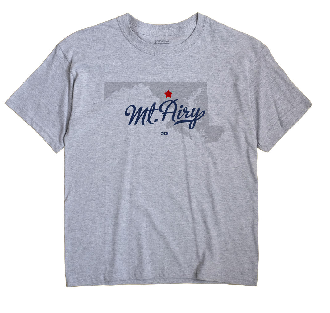 Mt.Airy, Maryland MD Souvenir Shirt