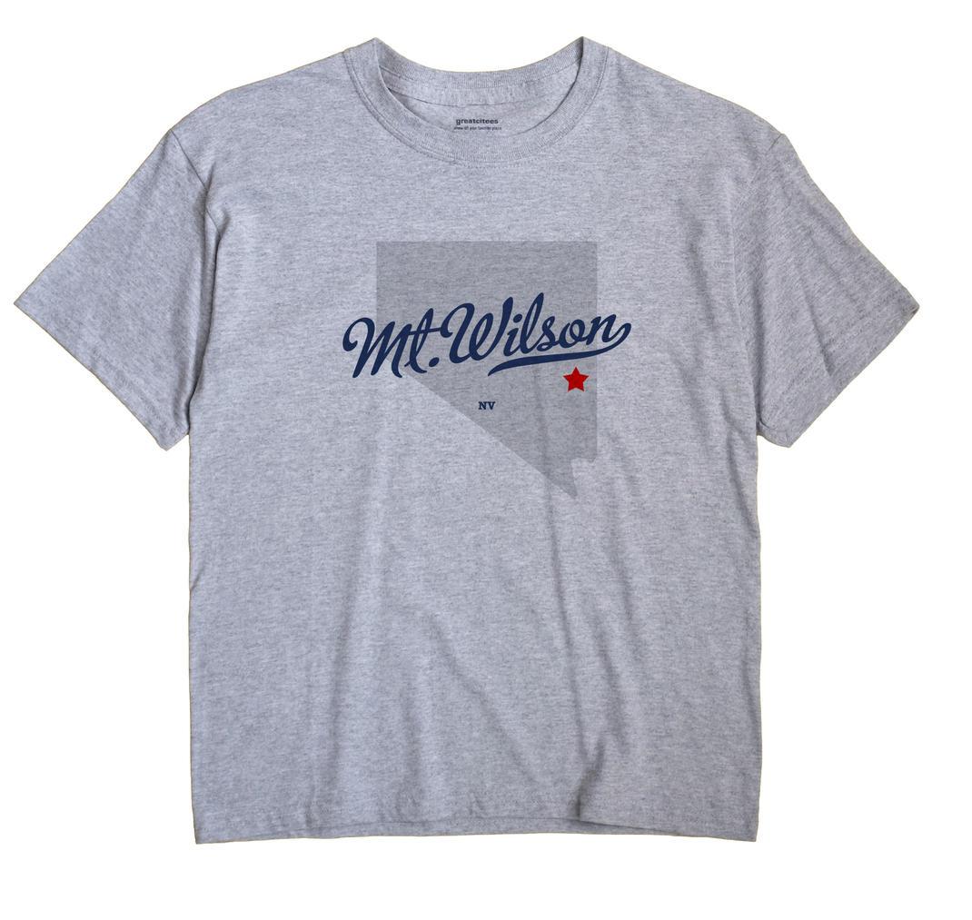 Mt.Wilson, Nevada NV Souvenir Shirt