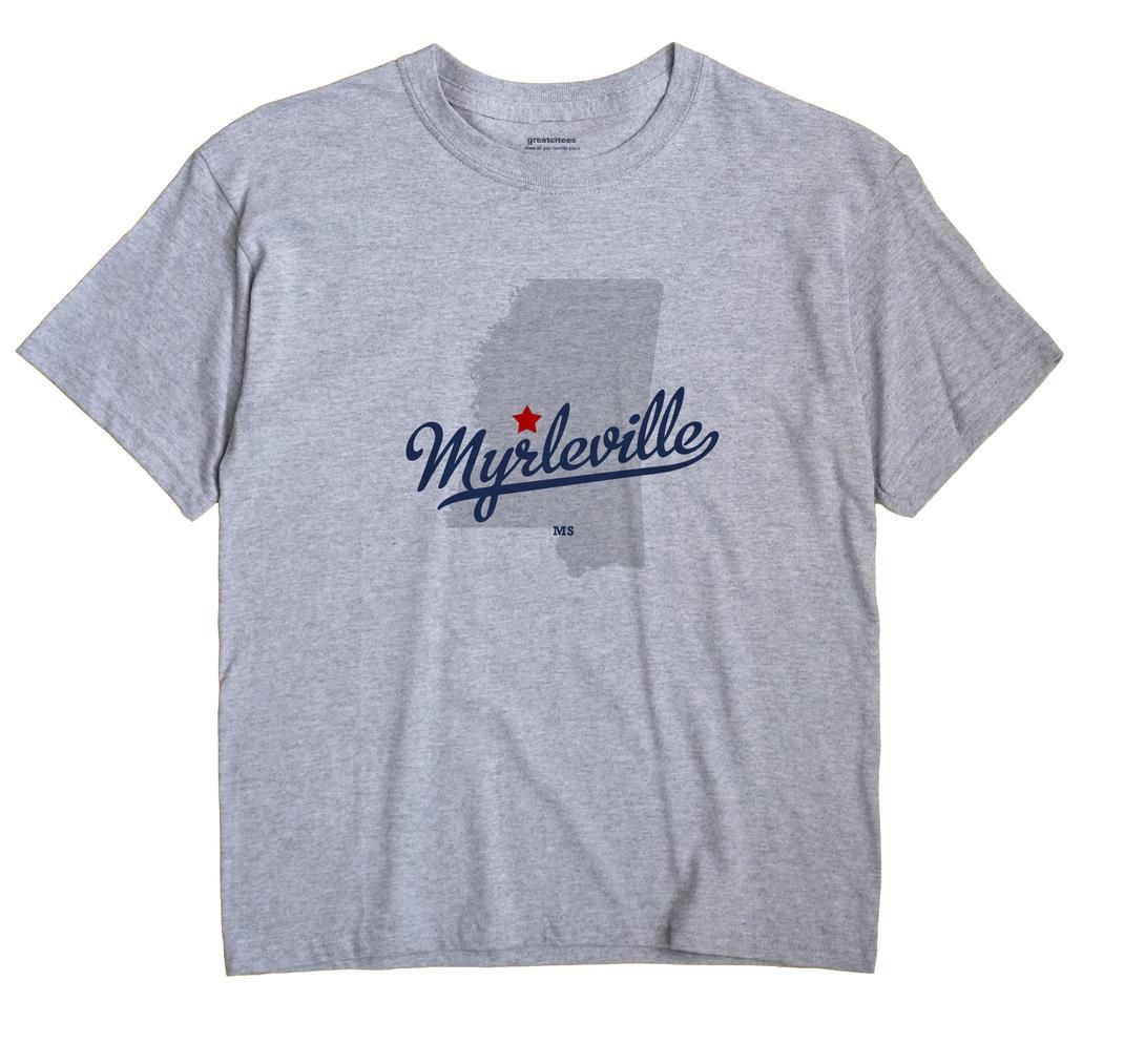 Myrleville, Mississippi MS Souvenir Shirt