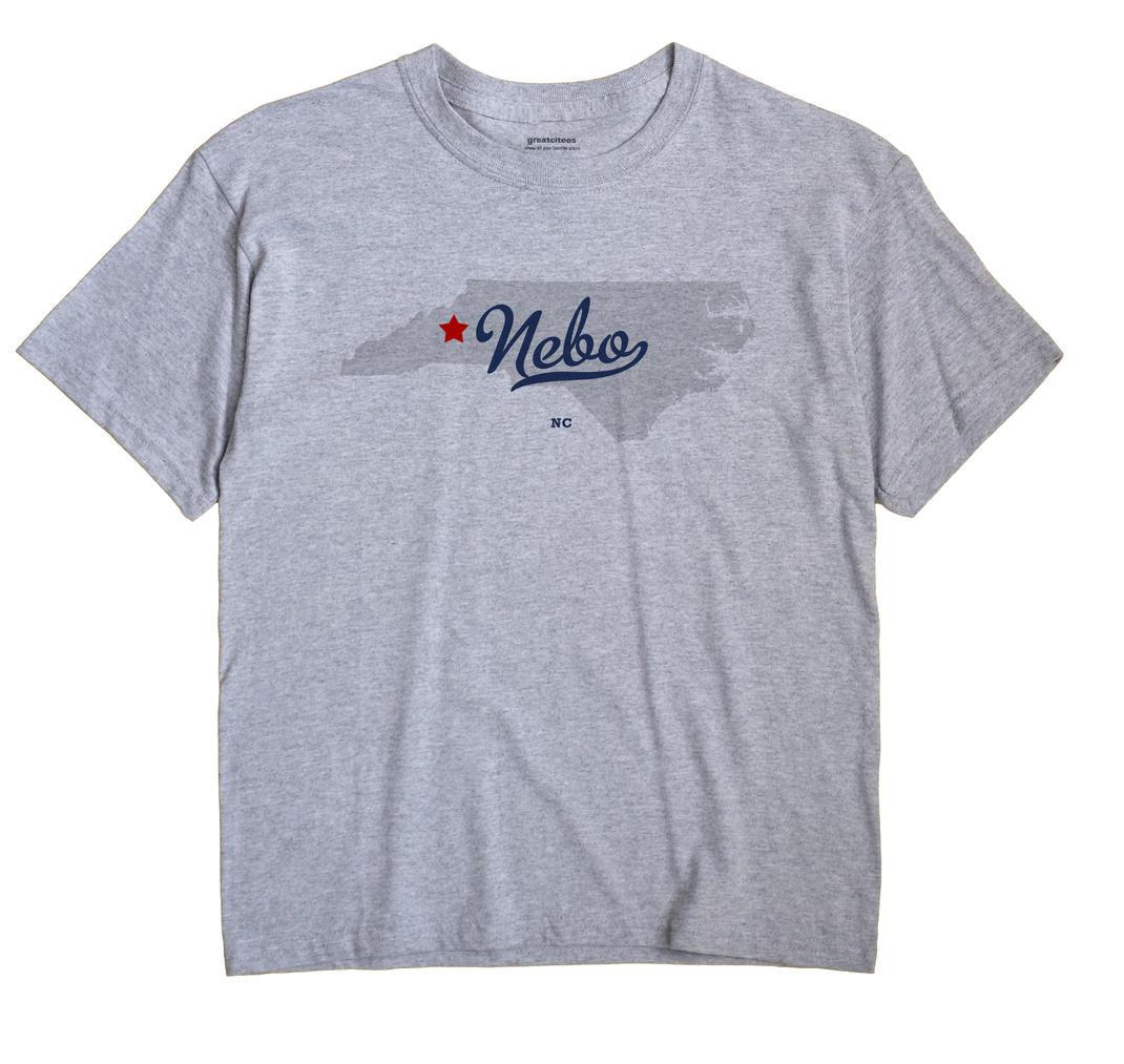 Nebo, McDowell County, North Carolina NC Souvenir Shirt