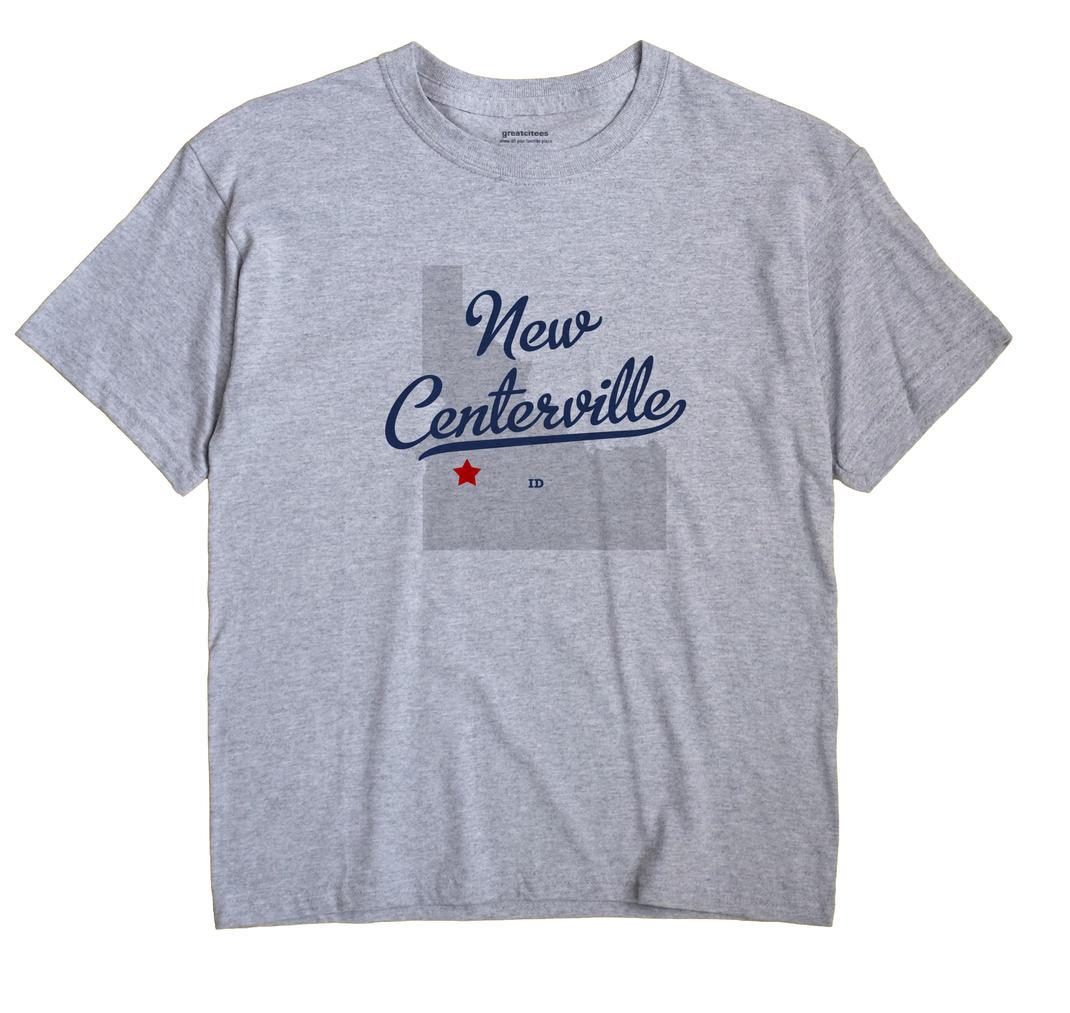 New Centerville, Idaho ID Souvenir Shirt