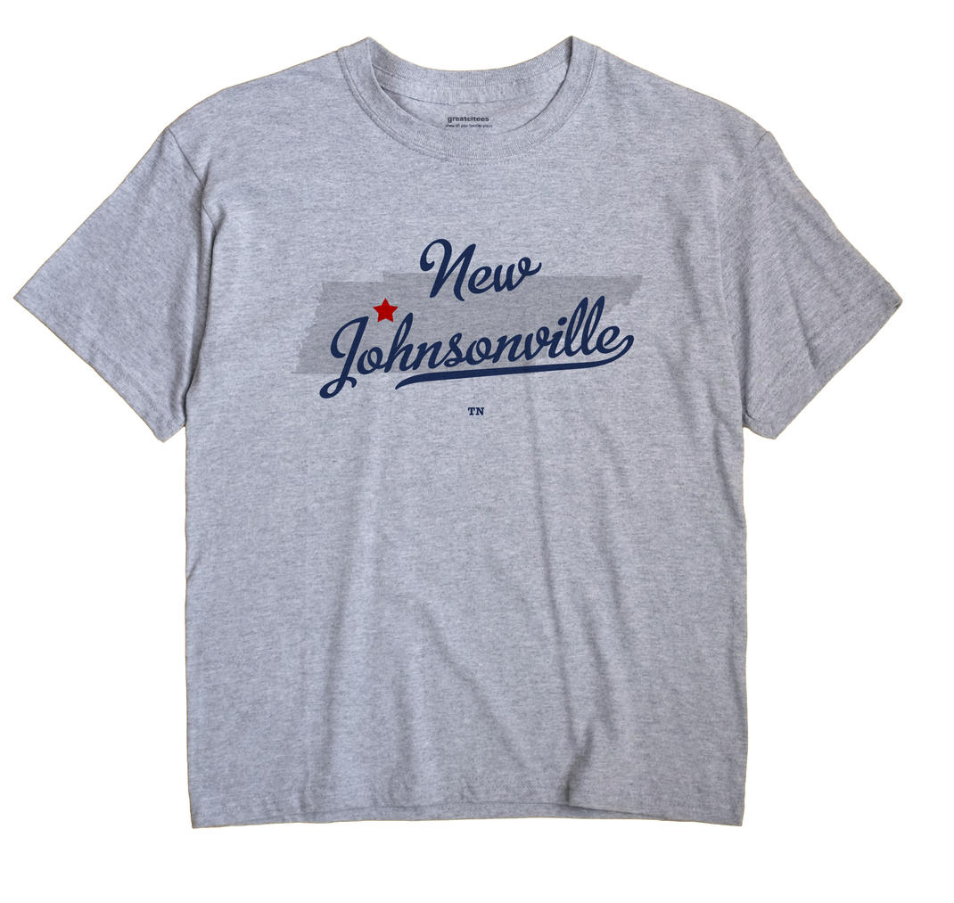 New Johnsonville, Tennessee TN Souvenir Shirt