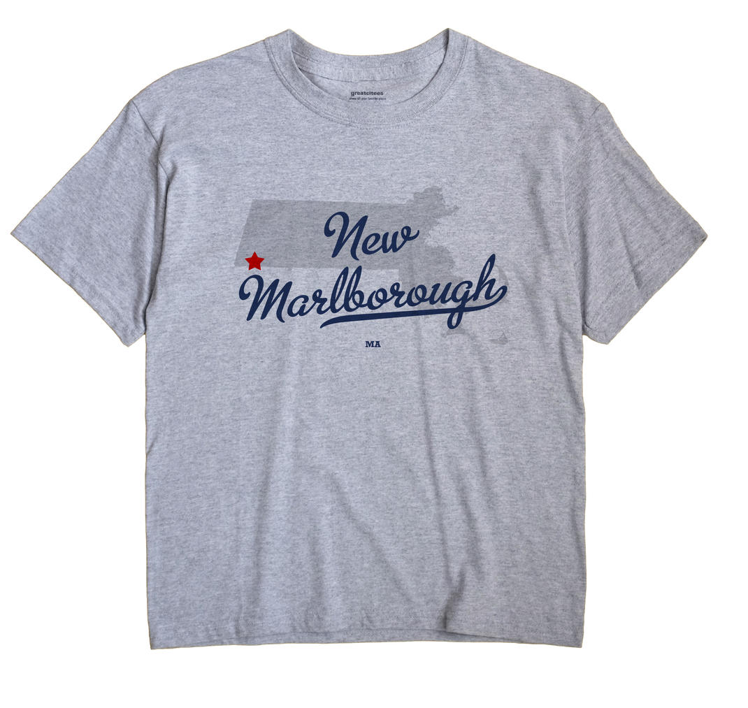 New Marlborough, Massachusetts MA Souvenir Shirt