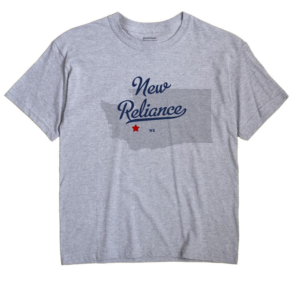 New Reliance, Washington WA Souvenir Shirt