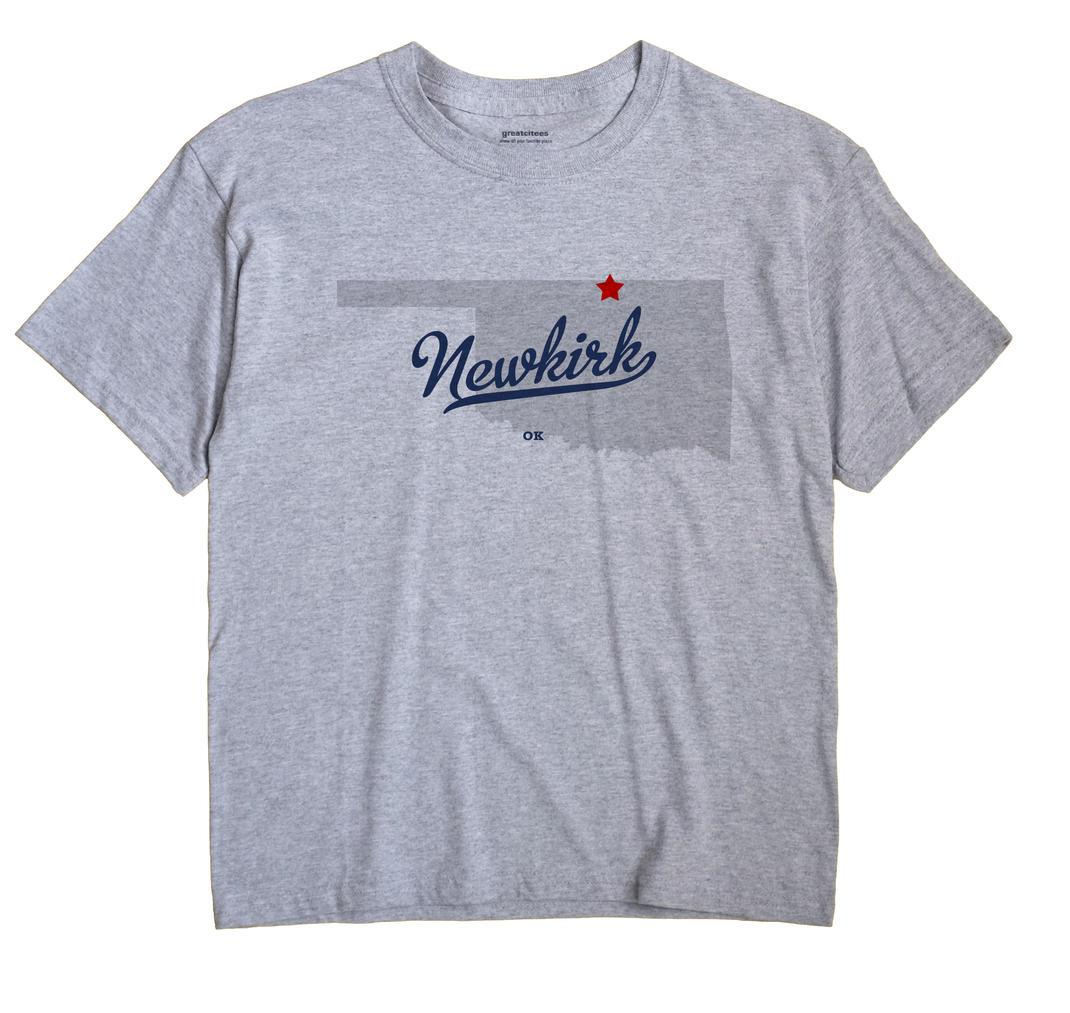 Newkirk, Oklahoma OK Souvenir Shirt