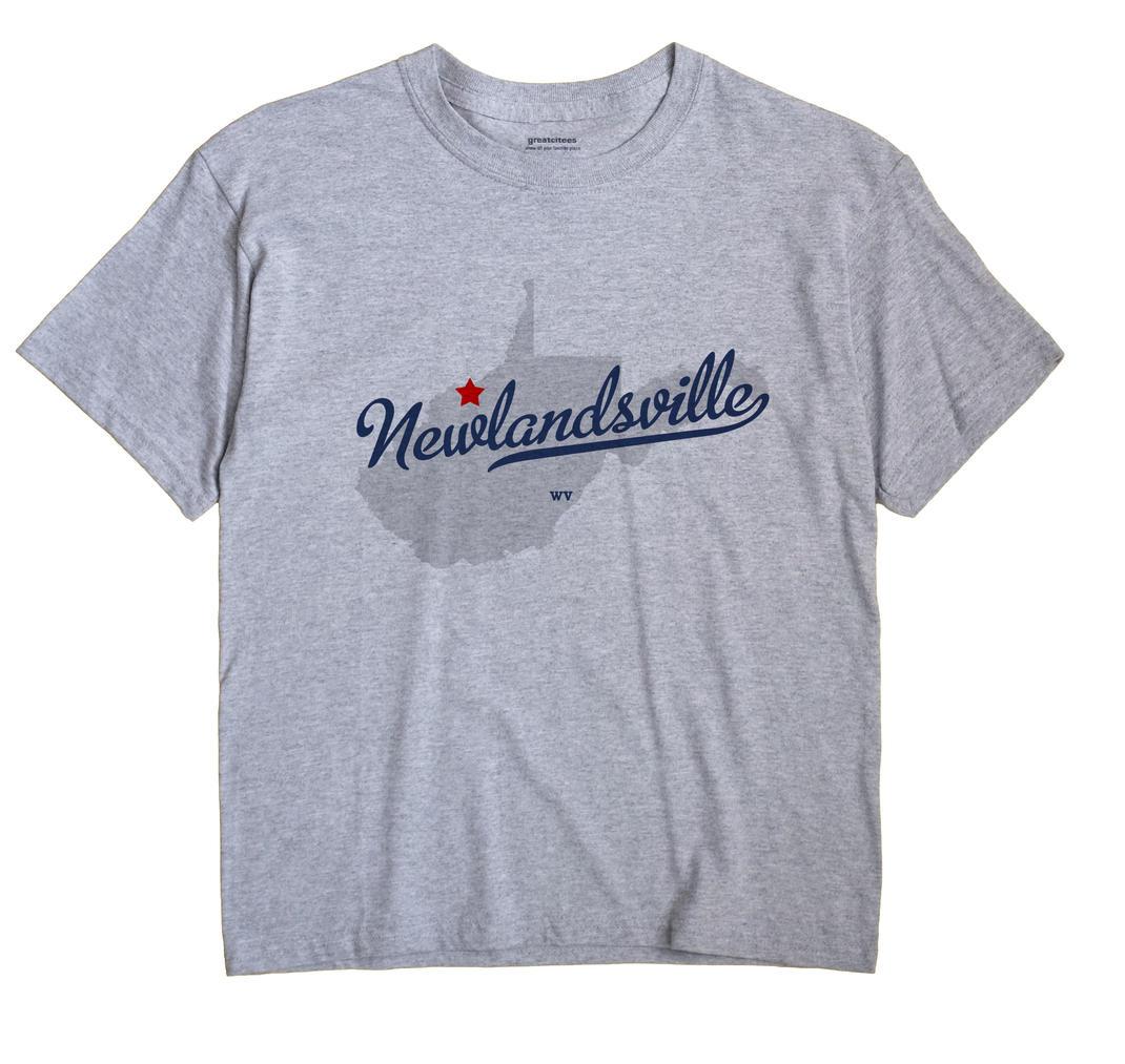 Newlandsville, West Virginia WV Souvenir Shirt