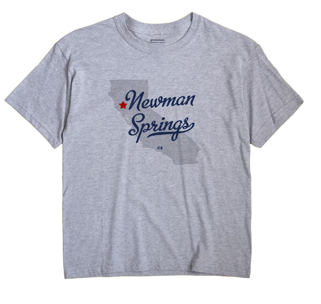 Newman Springs, California CA Souvenir Shirt