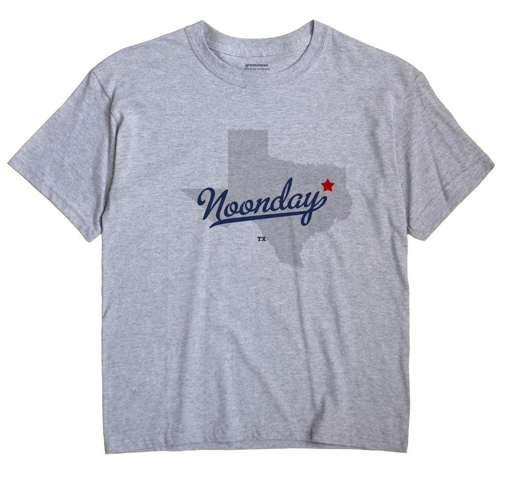 Noonday, Texas TX Souvenir Shirt