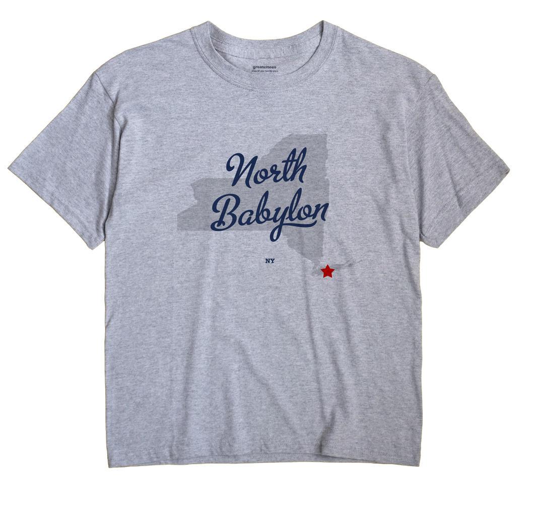 North Babylon, New York NY Souvenir Shirt