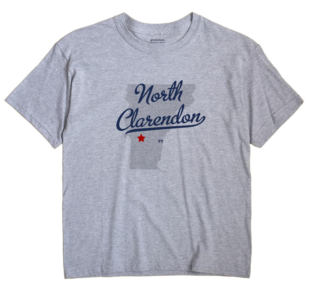 North Clarendon, Vermont VT Souvenir Shirt