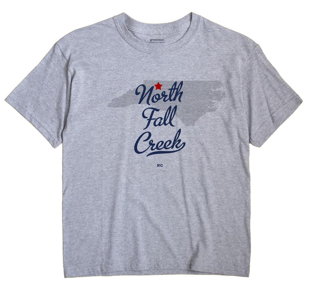 North Fall Creek, North Carolina NC Souvenir Shirt