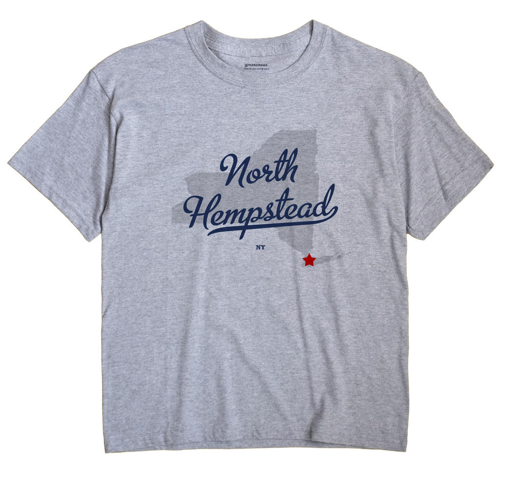 North Hempstead, New York NY Souvenir Shirt