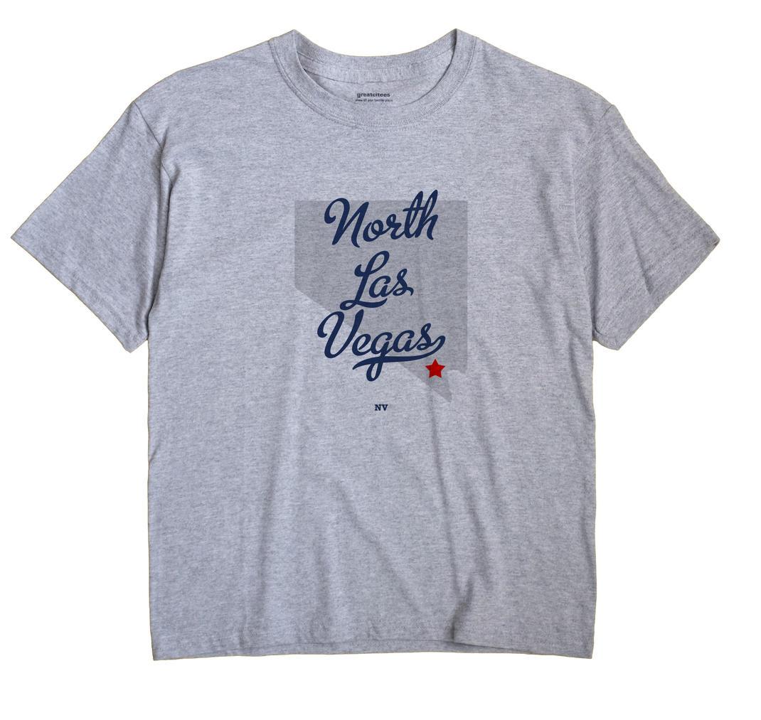 North Las Vegas, Nevada NV Souvenir Shirt