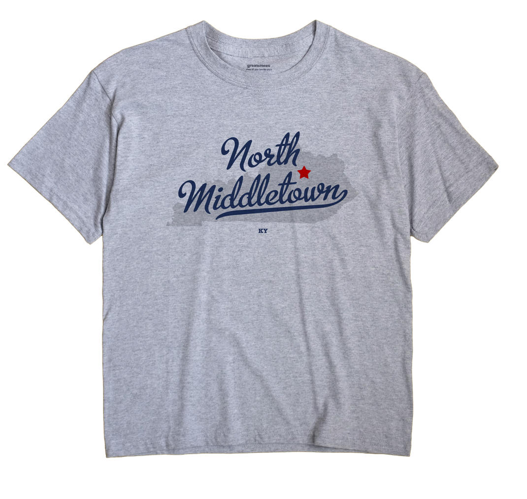 North Middletown, Kentucky KY Souvenir Shirt