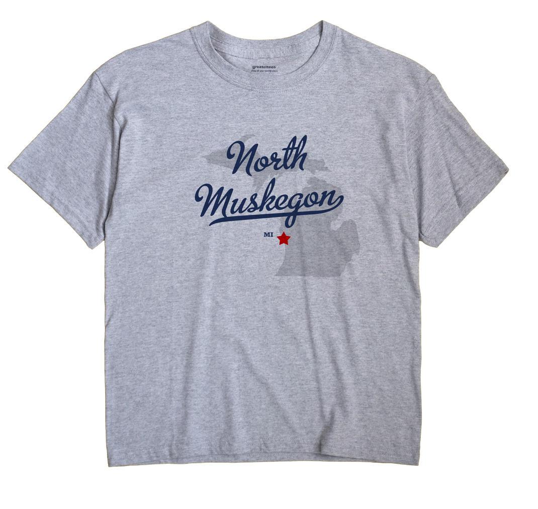 North Muskegon, Michigan MI Souvenir Shirt